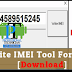 MICHAEL NOKIA MTK SMARTPHONE & ALL MTK ANDROID IMEI REPAIR TOOL 2019 VERSION TO REPAIR IMEI NO NEED DATABASE FROM FIRMWARE