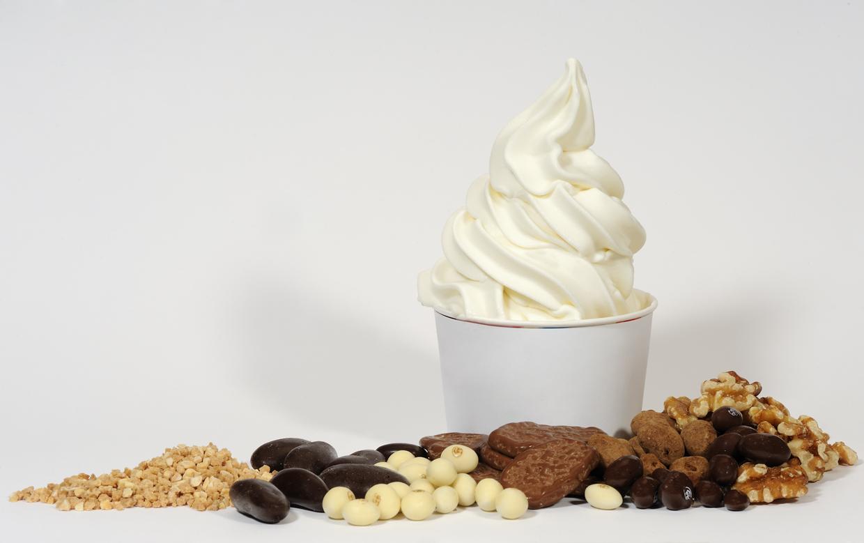 Resultado de imagen para yogur helado