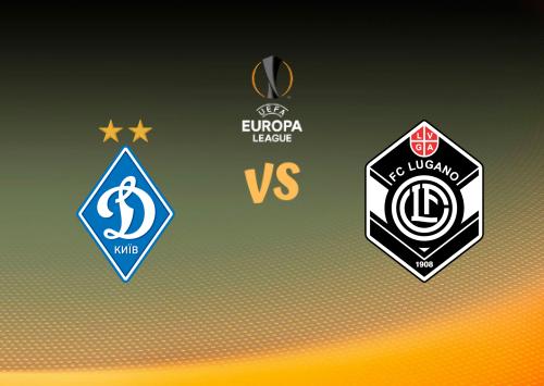 Dinamo Kiev vs Lugano  Resumen