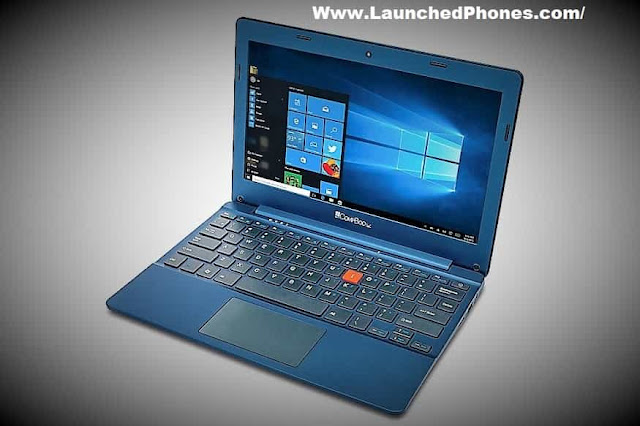 compact laptop launched nether the toll of  iBall CompBook Netizen compact laptop launched