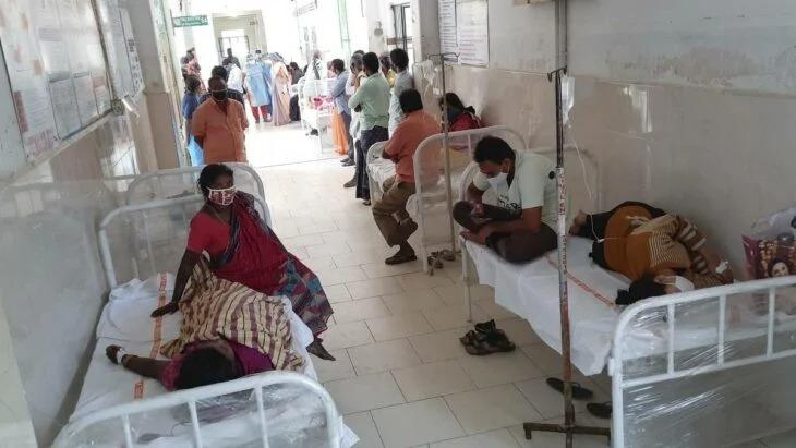 Misteriosa enfermedad surge en la India y ya hay cientos de contagiados