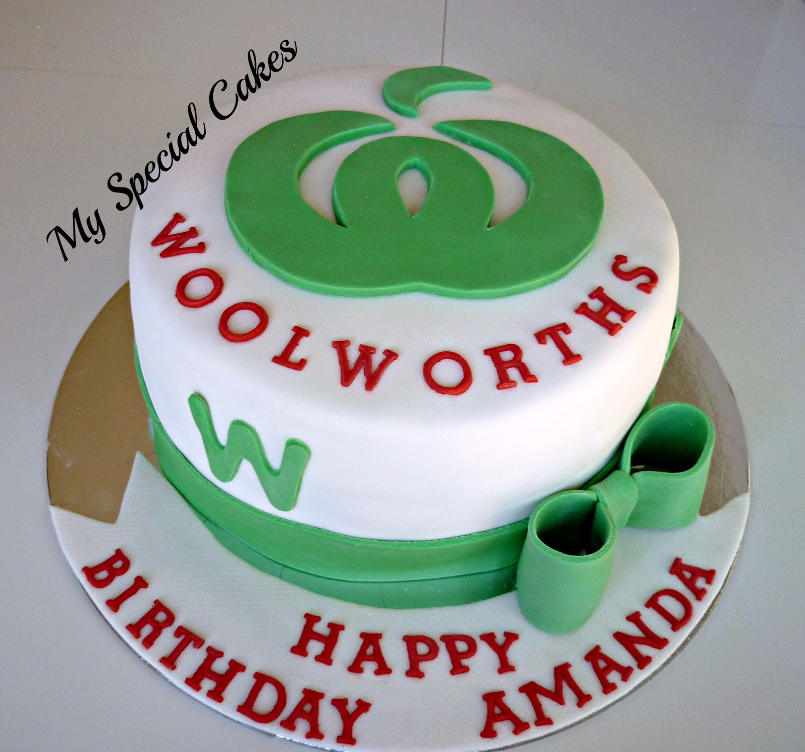my wedding cake was from woolworths my special cakes woolworths cake 17689