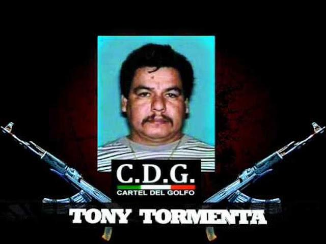 """El día que """"Tony Tormenta"""" el temor de los Zetas, dijo es mejor morir de pie que vivir de arrodillado"""