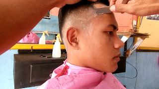Cara cukur rambut pria