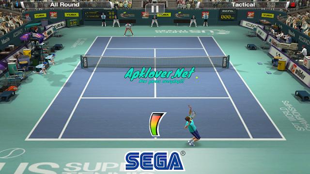 Virtua Tennis Challenge MOD APK unlimited money
