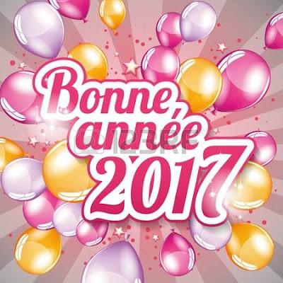 Bonne Année 2017 souhaite