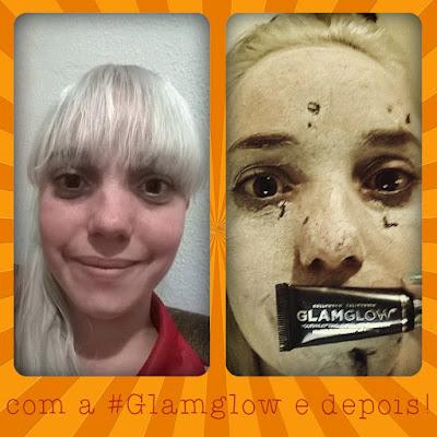 DeaTwilightZone - como usar a máscara Glamgow?