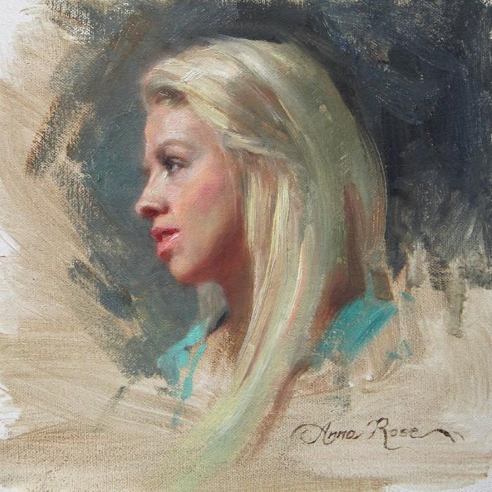 Любовь к красоте. Anna Rose Bain 3