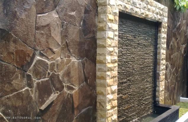 templek acak untuk dinding