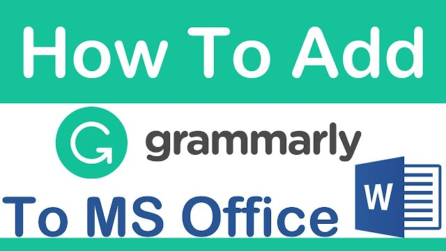 How to add grammarly to microsoft word | Premium Account - Detailed - Tezadvise.com