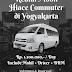 Sewa Hiace Commuter di Jogja
