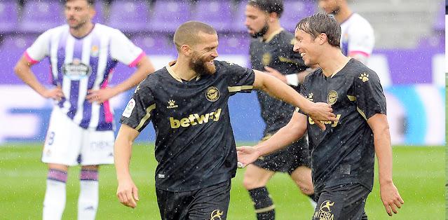 Real Valladolid vs Deportivo Alavés – Highlights