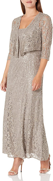 Discount Mother of The Bride and Groom Dresses For Winter & Fall