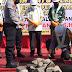 Kapolda Kalsel Pimpin Peletakan Batu Pertama Pembangunan Gedung Pelayanan Terpadu Polres Kotabaru
