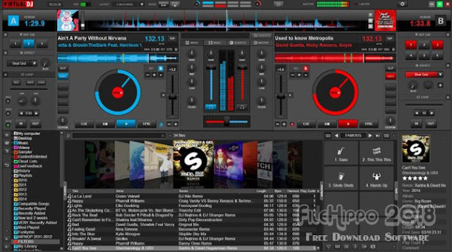 Download VirtualDJ 8 2018 Latest Version