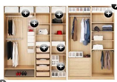 mon dressing ikea the flonicles slow attitude. Black Bedroom Furniture Sets. Home Design Ideas