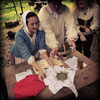 Salem Spice Festival Pioneer Village New England Fall Events Nettle Pudding