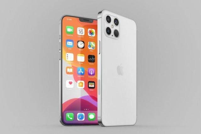 Desain iPhone 12 Pro Max Yang Bocor di Marketplace Indonesia