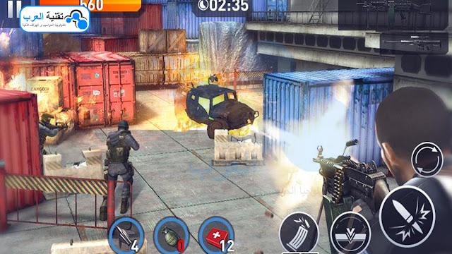 لعب حرب Elite Killer SWAT
