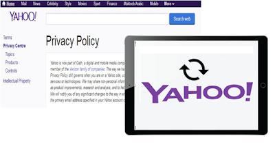 yahoo policy