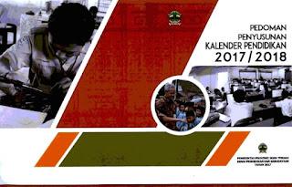 Download Kaldik tahun 2017/2018 Untuk TK, SD/MI, SMP/MTs dan SMA/SMK