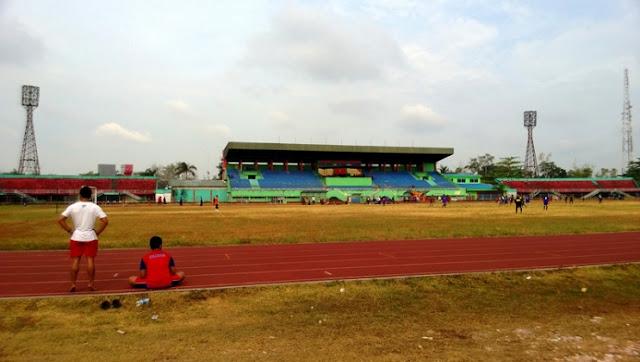 Stadion di pontianak