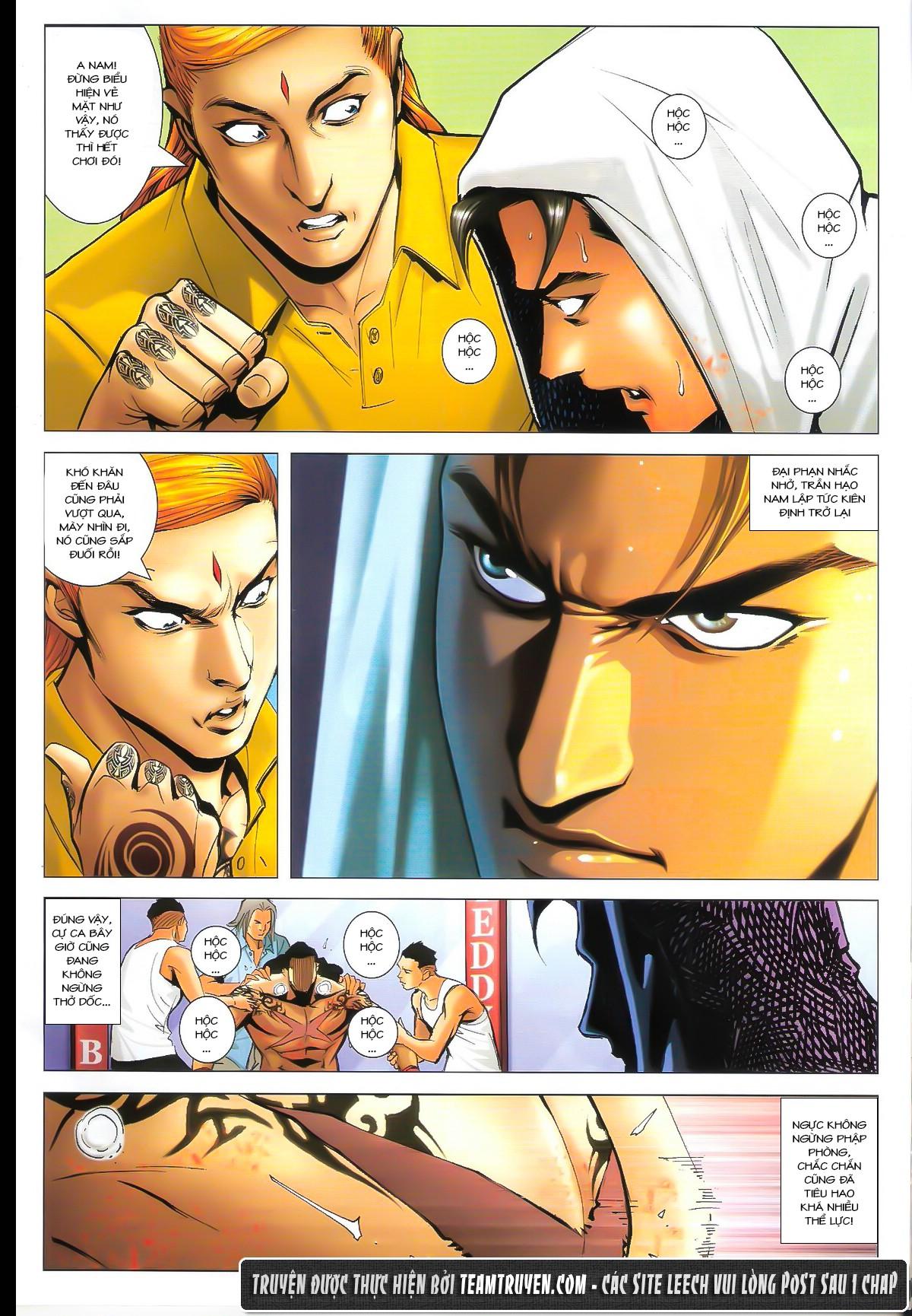 Người Trong Giang Hồ chapter 1627: sợ vỡ mật trang 27
