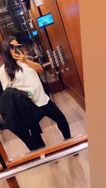 Wow!!! BBNaija's Nina flaunts her baby bump in new photos