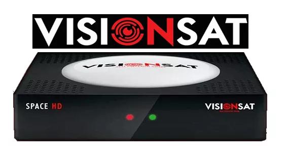 Visionsat Space HD Atualização V1.83 - 27/08/2021
