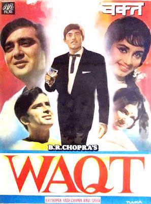 Waqt 1965 Hindi 2CD DVDRip 1.2GB
