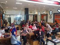 Kopdar Komunitas Blogger Pontianak Akhir Tahun 2018 bersama Receh Chips