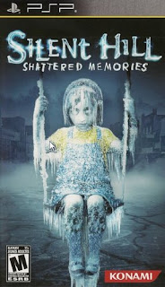 Cheat Silent Hill: Shattered Memories PSP PPSSPP