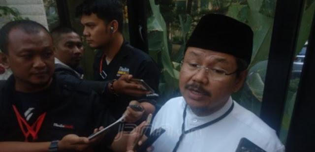 Mantan Jubir HTI Minta Presiden Jokowi Mengundurkan Diri