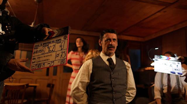 Nuevas imágenes de la 4ª temporada de 'El Ministerio del Tiempo'