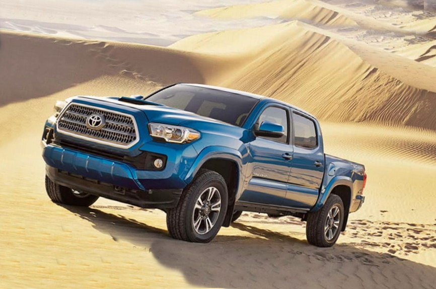 2018 Toyota Tacoma Redesign Release Date And Price