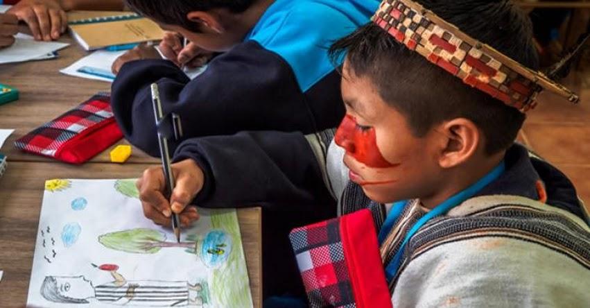 Estudiantes de pueblos originarios y zonas rurales se harán escuchar en el Tinkuy 2021: Voces del Bicentenario