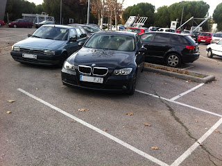 Parking cerca de La Romareda