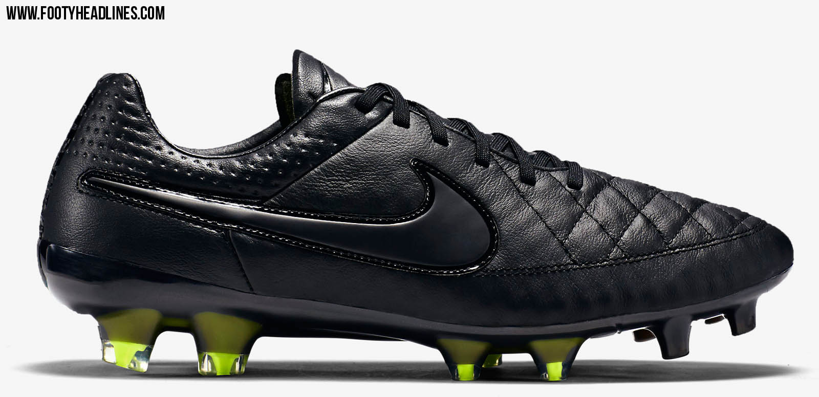 All Black Nike Shoes Academy