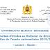 سلطنة بروناي: منح الدراسة برسم الموسم الجامعي 2020/2019