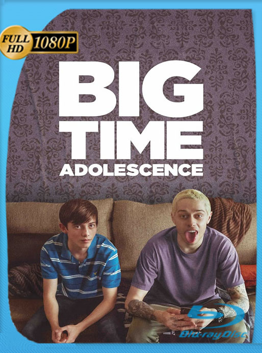 Gran Adolescencia (2019) 1080p WEB-DL Latino [GoogleDrive] [tomyly]