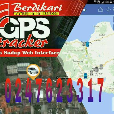 GPS TRACKER MOBIL-TRUCK-BUS-ALAT BERAT SEMARANG