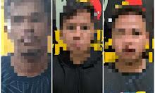 Berantas PETI, Polisi Tertibkan Peti di Nanga Mahap