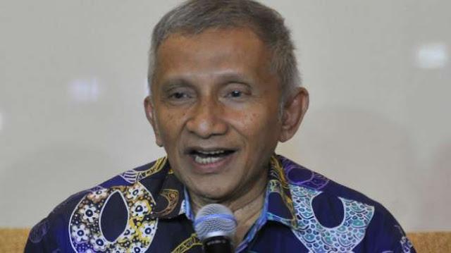Lingkar Aksi Mahasiswa Indonesia: Provokator Kegaduhan Bangsa, Jangan Sebut Amien Rais Bapak Reformasi