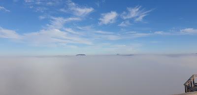 Widok z wieży widokowej Krynica-Zdrój