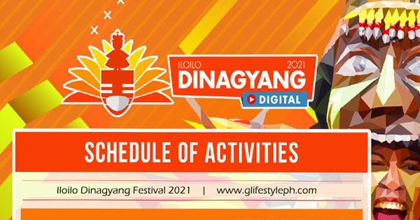Dinagyang Festival Schedule 2021