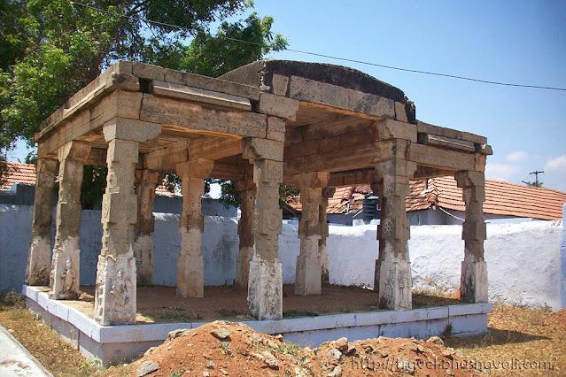 Kalangal Perumal Temple
