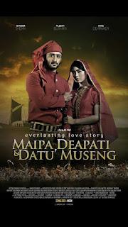 Download film Maipa Deapati & Datu' Museng (2018) Full Movie HD