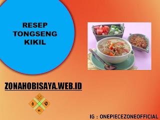MUDAH !!! Resep Cara Bikin Tongseng Kikil