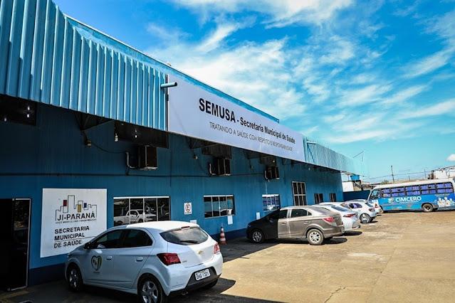 Processo Seletivo é aberto em Ji-Paraná, RO, para contratação de profissionais da saúde