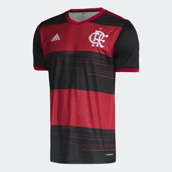 Camisa Adidas CR Flamengo 1